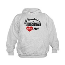 Somebody in Youngstown Loves Me Hoodie