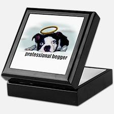 PROFESSIONAL BEGGER Keepsake Box