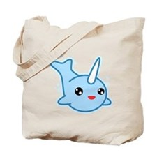 Narwhal Kawaii Tote Bag
