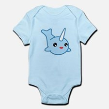 Narwhal Kawaii Infant Bodysuit