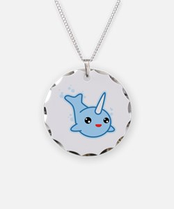 Narwhal Kawaii Necklace