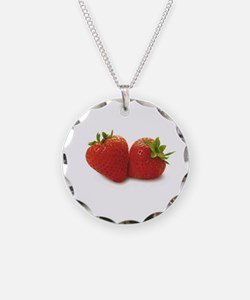 The Strawberry Necklace