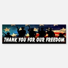 Thank You For Our Freedom 2