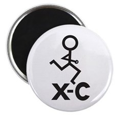 Cross Country X-C Magnet