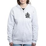 Ganesha Women's Zip Hoodie