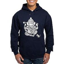 Ganesha Dark Hoodie