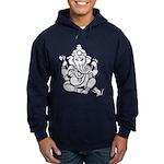 Ganesha Men's Dark Hoodie (dark)