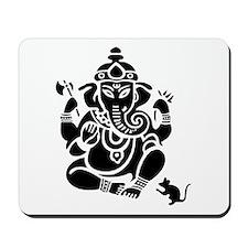 Ganesha Computer Mousepad