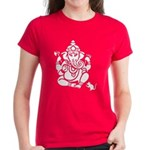 Ganesha Women's Dark T-Shirt