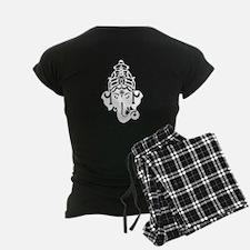 Ganesha Women's Dark Pajamas