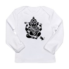Ganesha Infant Long Sleeve T-Shirt