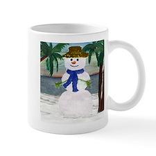 ISLAND SNOWMAN Mug