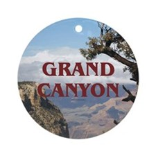 ABH Grand Canyon Ornament (Round)