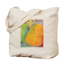 Grow A Pear Tote Bag