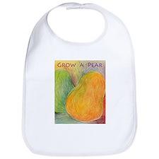 Grow A Pear Bib