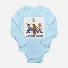 Disco Lives! Long Sleeve Infant Bodysuit
