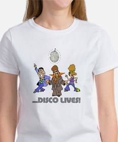 Disco Lives! Women's T-Shirt