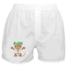 Little Monkey Aidan Boxer Shorts