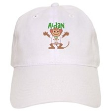 Little Monkey Aidan Baseball Cap