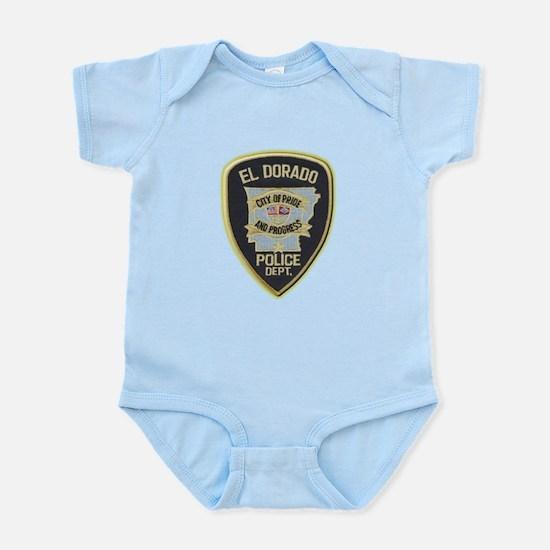 El Dorado Police Department Infant Bodysuit