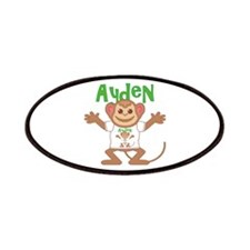 Little Monkey Ayden Patches