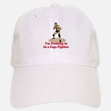 Cage Fighter Baseball Baseball Cap