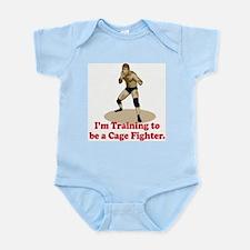 Cage Fighter Infant Bodysuit