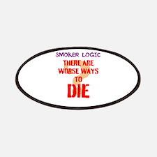 smoker logic Patches