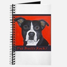 Pit Bulls Rock Journal