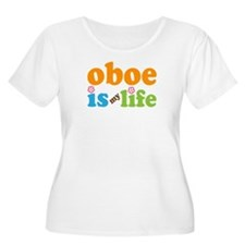 Oboe Is My Life Gift T-Shirt