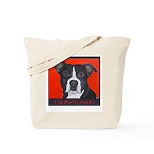 Pit Bulls Rock Tote Bag