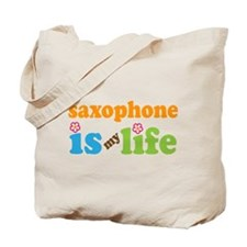 Saxophone Is My Life Gift Tote Bag