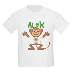 Little Monkey Alex T-Shirt