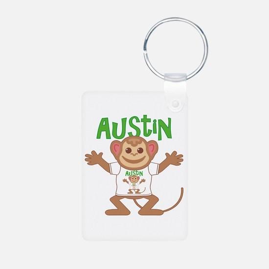 Little Monkey Austin Keychains