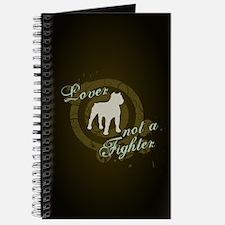 Lover not a Fighter Journal