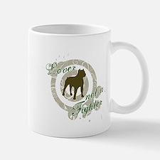 Lover not a Fighter Mug
