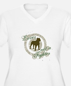 Lover not a Fighter T-Shirt