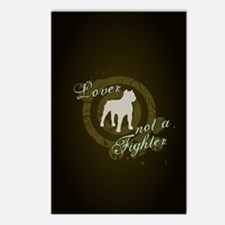 Lover not a Fighter Postcards (Package of 8)