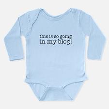 Funny Countdown Long Sleeve Infant Bodysuit