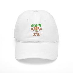Little Monkey Andrew Baseball Cap