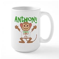 Little Monkey Anthony Mug