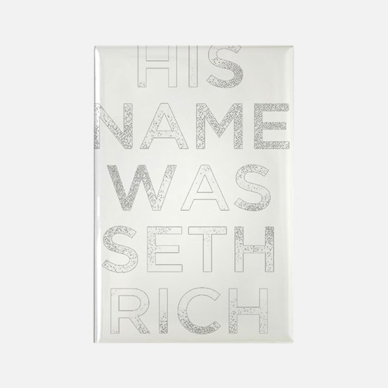 Funny Seth Rectangle Magnet