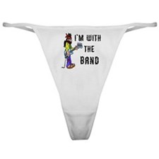 I'm with the Band Classic Thong