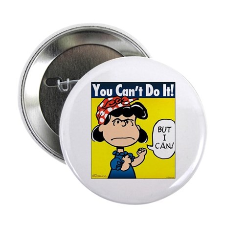 "Lucy the Riveter 2.25"" Button"