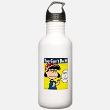 Lucy the Riveter Water Bottle