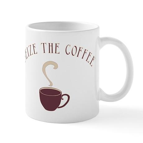Seize the Coffee Mug
