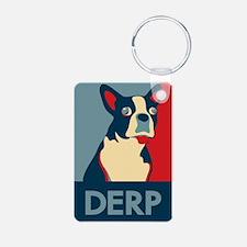 Derp Derp Derp Keychains