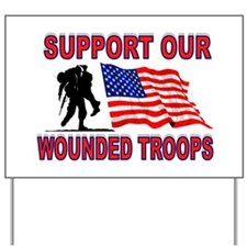 SUPPORT THEM Yard Sign