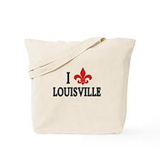 Cute Louisville Tote Bag