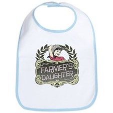 Farmer's Daughter Bib